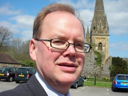 Ian Austen Jones pic